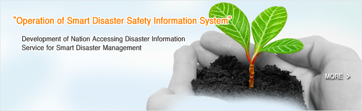 Operation of Smart Disaster Safety Information System